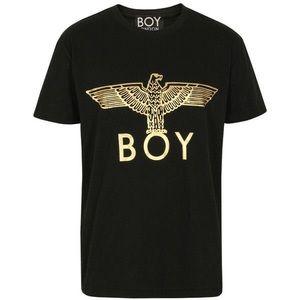 Authentic BOY London Gold Detail Shirt